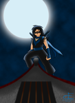 20160812 - Strider Nightwing by Dustin-Eaton-Works