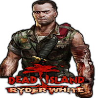 Dead Island Ryder White Dock Icon by Rich246