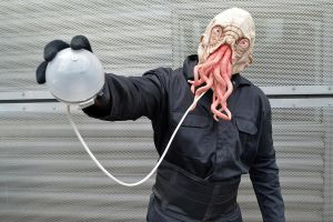 Ood Cosplay at the NSC 2015 (3) by masimage
