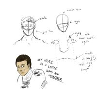 Reference For Halo Character Help by chidori900
