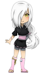 Prize for Nyoko-Hime-Chan :: September Chibi by PeanutHime