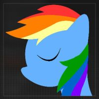 Black Ops 2 Rainbow Dash Emblem 2 by WizE-KevN