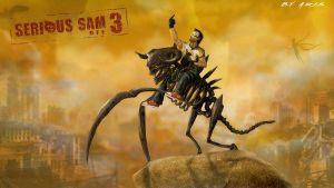 Serious Sam BFE by ArisRUS