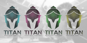 Titan Industrial Coatings - Company Logo by WhammoFTW