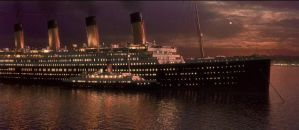 Titanic In France by 121199