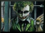 WHY. SO. SERIOUS. by illogan