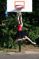Ballet Hang Time by HowNowVihao