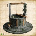 The Wishing Well by Just-A-Little-Knotty