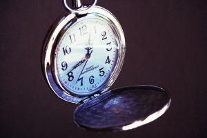 Time, Ticking Away by Scarry
