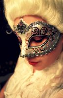 Marie of the Masquerade by XxQuothTheRavenxX
