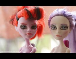 My First 2 Repaints by MySweetQueen-Dolls