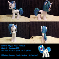 Fashion Style Vinyl Scratch by luckygirl88