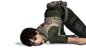 Rebecca Chambers Out 5 by FallenParty