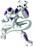 Frieza Final Form By 19onepiece90-d5i2a7m by DragonBallRenders8