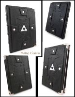Dark-Link Notebook by MilleCuirs