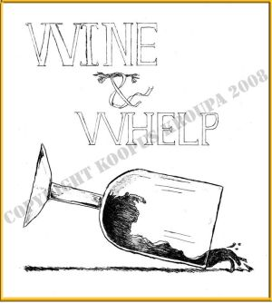 Wine + Whelp Title Page
