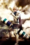 Elsword Chung Shooting guardian by okageo