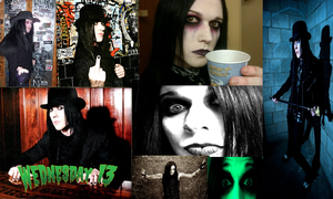 Wednesday 13 2011 Wallpaper by VegetaNiko