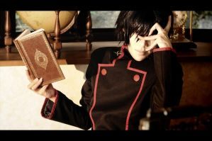 Lelouch Lamperouge by Queen-Orange