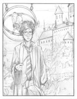 Harry Potter by J-WRIG
