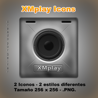 XMplay Icons by seifito