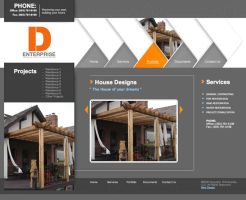 D Entreprise. Secondary by InterGraphicDESIGNS