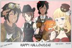 TEKKEN: Steampunk Halloween by MrDak3000