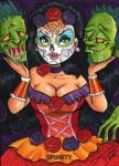 Babes of the Dead / Zombies vs Cheerleaders by dsoloud