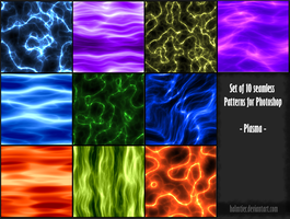 PS Patterns - Plasma by halmtier
