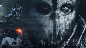 The Ghosts are Real I Call of Duty Ghosts tribute by SKstalker