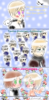 The twelve days of Christmas (part 12) by Miryam123