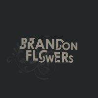 Brandon Flowers Font by Antony99