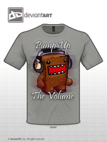 Domo Shirt Design by Thatboy3