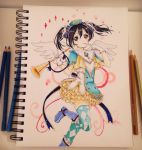 Nico - Love Live by Fangirl342