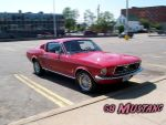 68 Mustang - WP by fuge