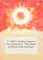 Sol Ring Alter by MimiMunster