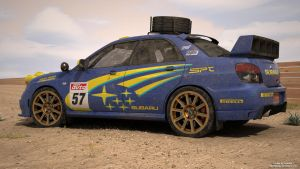 Subaru WRXSti rally edition3 by RJamp