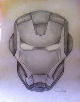Iron Man by AnimoR812