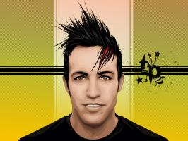 Pete Wentz by hassmework