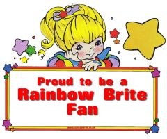 Rainbow Brite Pride by RainbowBriteUk