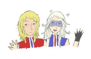 satw - sister iceland and sister norway by aldohyeah