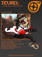 TF2 ID: Medic by Zeurel