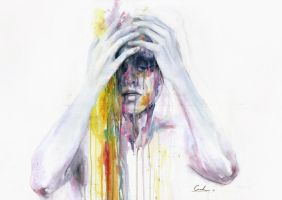 wash away by agnes-cecile