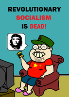 Revolutionary Socialism is Dead! by FUK-ME