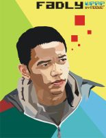 my first WPAP art by sangpendosa