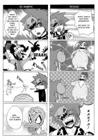 kingdom hearts 2 4-koma P5 by knil-maloon