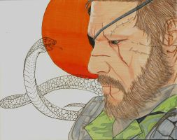 Punished Snake by ArtismyDeath