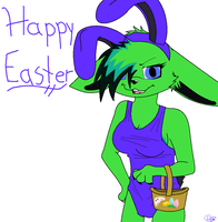 Happy Easter by ShinyJ10
