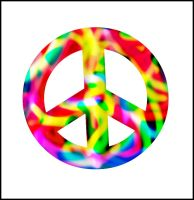 PEACE and LOVE by agosbeatle