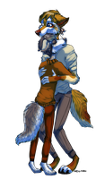 Hug by MargoWiner25